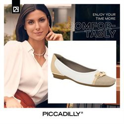 Piccadilly catalogue ( More than a month )