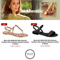 Brazilian Footwear offers in the Brazilian Footwear catalogue ( Expires tomorrow)