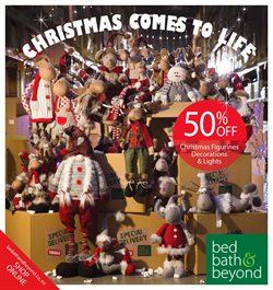 Offers from Bed Bath and Beyond in the St Lukes special