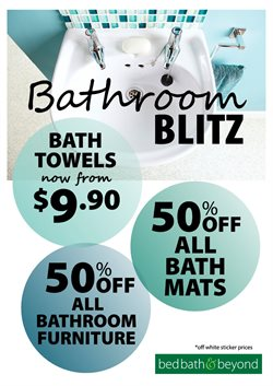 Homeware & Furniture offers in the Bed Bath and Beyond catalogue in Carterton