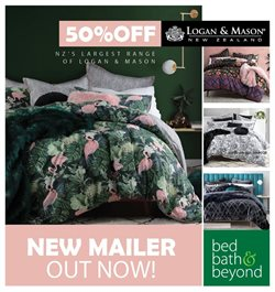 Homeware & Furniture offers in the Bed Bath and Beyond catalogue in Paraparaumu