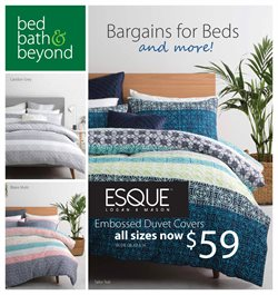 Offers from Bed Bath and Beyond in the Huntly special
