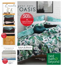 Offers from Bed Bath and Beyond in the Tauranga special