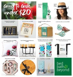 Homeware & Furniture offers in the Bed Bath and Beyond catalogue in Auckland ( Published today )