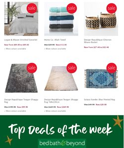 Homeware & Furniture offers in the Bed Bath and Beyond catalogue ( 3 days left )