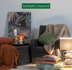 Bed Bath and Beyond catalogue ( 5 days left )