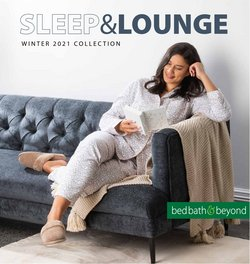 Bed Bath and Beyond catalogue ( More than a month)