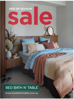 Bed Bath and Beyond offers in the Bed Bath and Beyond catalogue ( 7 days left)