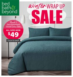Bed Bath and Beyond catalogue ( 3 days left)