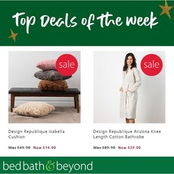 Homeware & Furniture offers in the Bed Bath and Beyond catalogue ( 1 day ago)