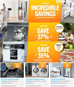 Offers from Kitchen Things in the Dunedin special
