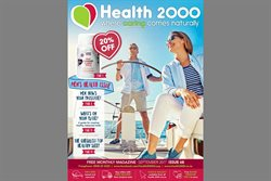 Pharmacy, Beauty & Personal Care offers in the Health 2000 catalogue in Hamilton