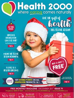 Pharmacy, Beauty & Personal Care offers in the Health 2000 catalogue in Hastings