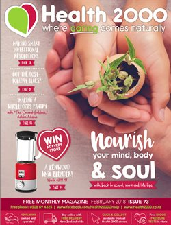 Pharmacy, Beauty & Personal Care offers in the Health 2000 catalogue in Auckland