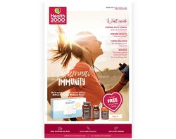 Pharmacy & Beauty offers in the Health 2000 catalogue in Auckland ( 3 days ago )