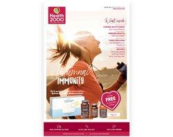 Health 2000 catalogue ( 10 days left )