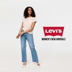 Levi's catalogue in Auckland ( More than a month )