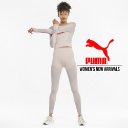 Puma offers in the Puma catalogue ( 22 days left)