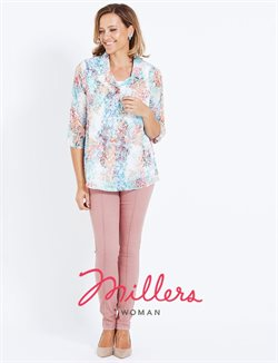 Clothes, Shoes & Accessories offers in the Millers catalogue in Auckland