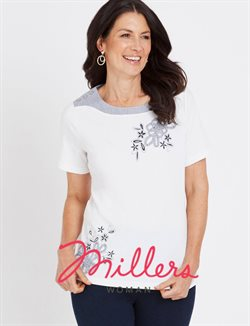 Clothes, Shoes & Accessories offers in the Millers catalogue in Auckland ( More than a month )