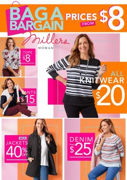Millers catalogue ( 4 days left)