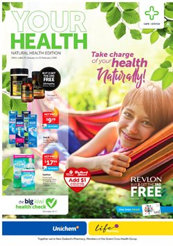 Pharmacy, Beauty & Personal Care offers in the Life Pharmacy catalogue in Carterton