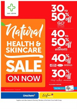 Pharmacy, Beauty & Personal Care offers in the Life Pharmacy catalogue in Auckland