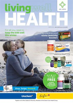 Pharmacy & Beauty offers in the Life Pharmacy catalogue in Hamilton ( 19 days left )