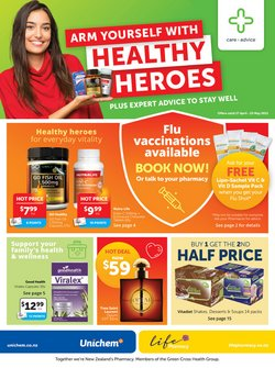 Mother's Day offers in the Life Pharmacy catalogue ( More than a month)
