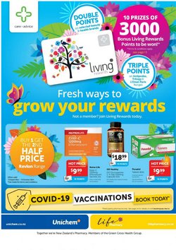 Pharmacy & Beauty offers in the Life Pharmacy catalogue ( 19 days left)