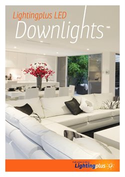Offers from Lighting Plus in the Auckland special