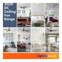 Lighting Plus catalogue in Auckland ( More than a month )