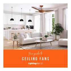 Lighting Plus catalogue ( More than a month )