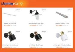 Lighting Plus catalogue ( Expired )