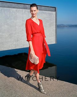 Offers from Witchery in the Auckland special