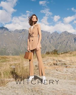Witchery catalogue in Hamilton ( More than a month )
