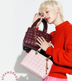 Clothes, Shoes & Accessories offers in the Strand Bags catalogue ( Expires tomorrow)