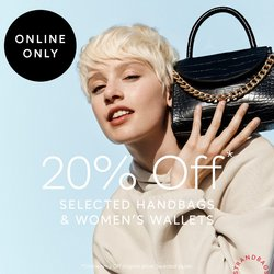 Strand Bags offers in the Strand Bags catalogue ( 17 days left)