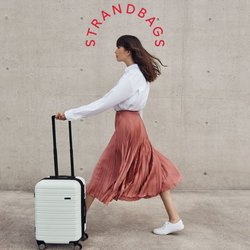 Strand Bags offers in the Strand Bags catalogue ( More than a month)