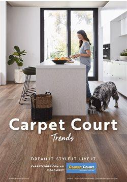 Offers from Carpet Court in the Auckland special