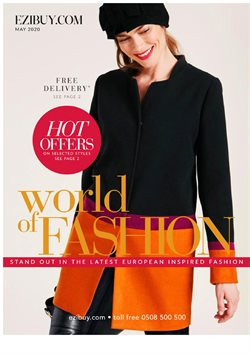 Department Stores offers in the Ezibuy catalogue in Palmerston North ( 9 days left )