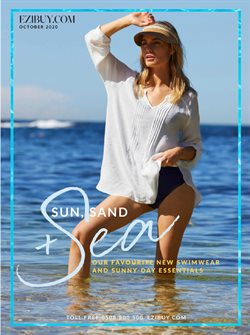 Department Stores offers in the Ezibuy catalogue in Auckland ( More than a month )