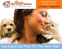 The Pet Centre catalogue ( Expired )