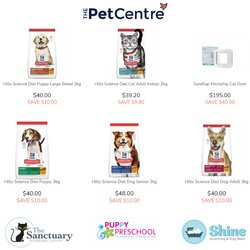 The Pet Centre offers in the The Pet Centre catalogue ( 21 days left)