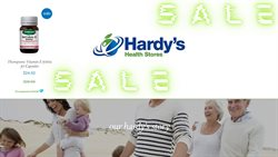 Hardy's Health Stores catalogue ( 2 days ago )