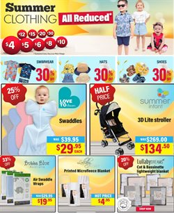Babies, Kids & Toys offers in the The Baby Factory catalogue in Auckland