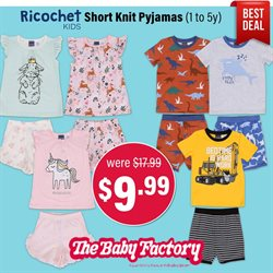 The Baby Factory catalogue ( Expired )