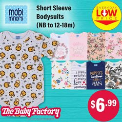 The Baby Factory catalogue ( 4 days left )