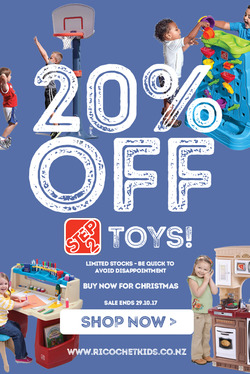 Kids, toys & babies offers in the The Baby Factory catalogue in Auckland