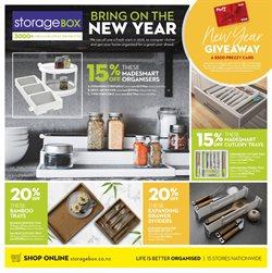 Storage Box catalogue ( 15 days left )